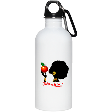 23663 20 oz. Stainless Steel Water Bottle-Drinkware