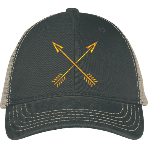 Buffalo Soldiers- Mesh Back Cap