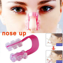 Nose Up Shaper Lifting Bridge Straightening Beauty Nose Clip Face Fitness Facial Clipper -Cosmentics