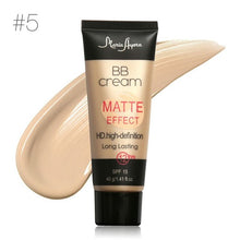 Matte Face Concealer Makeup Sun Block Long Lasting Base Natural BB Cream Beauty