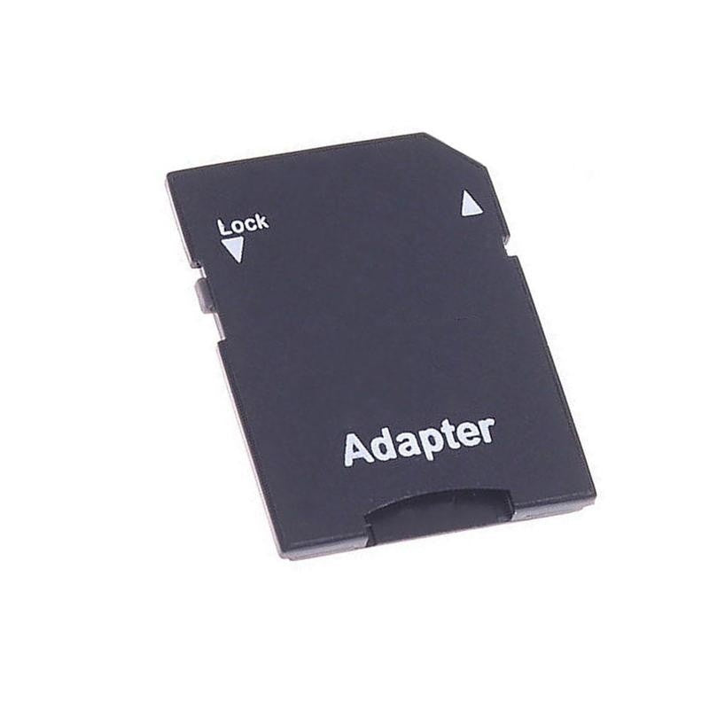 2X Micro SD TransFlash TF to SD SDHC Memory Card Adapter SD Card Converter-Gadget