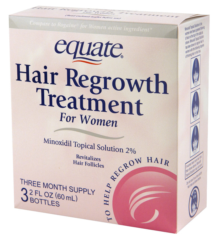 Generic Minoxidil for Women Three Month Supply