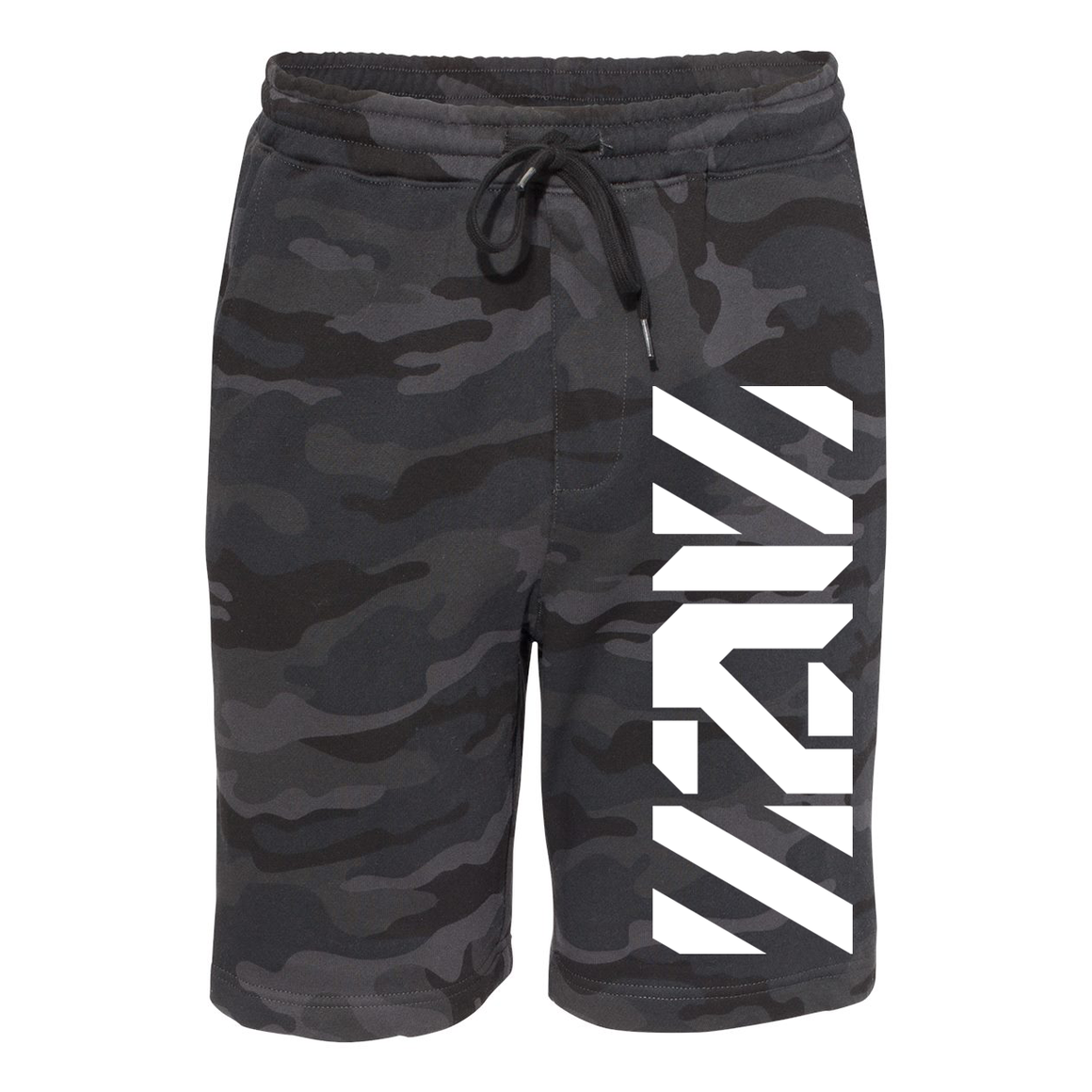 Blitz Shorts - Black Camo