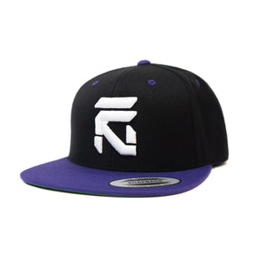 Logo Snapback - Purple