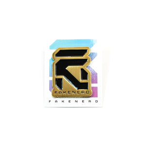 FN Logo Pin (Limited Edition Gold Finish)