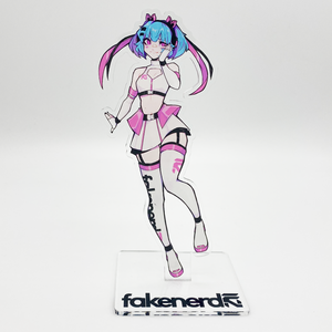Race Queen Zyla Acrylic Figure
