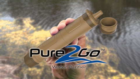 Pure2Go Water Purifier