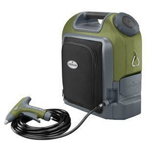 Nomad 18 Portable Pressure Washer Green