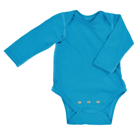 Long Sleeve Organic Adjustable Bodysuit