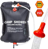 Portable 5 gal Camp Shower