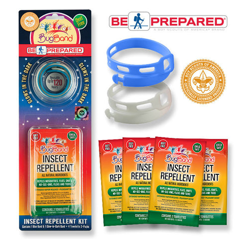 BugBand Insect Repellent Band