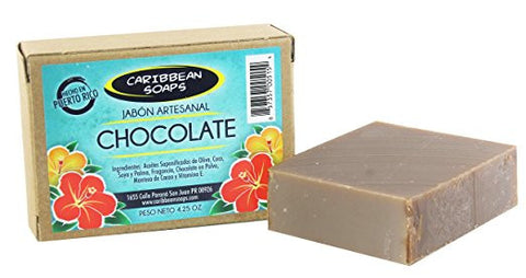 Bar Soap - CHOCOLATE