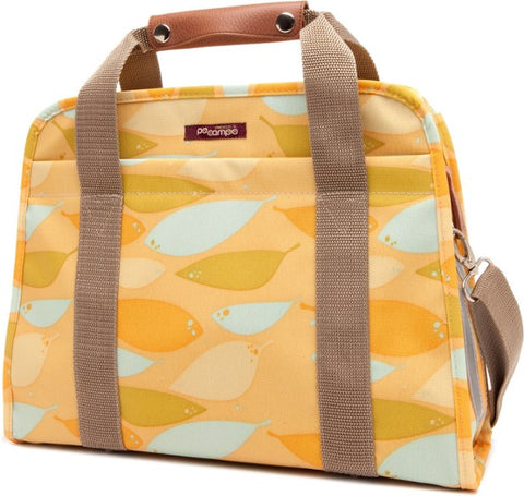 Loop Pannier - Yellow Feather