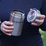 Insulated Food Jar Stainless 18oz