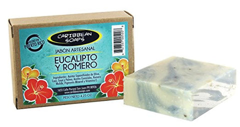 Bar Soap - EUCALYPTUS & ROSEMARY