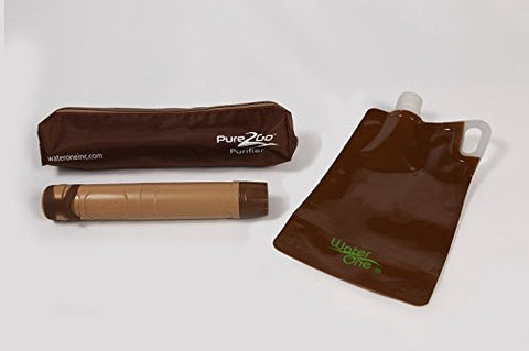 Pure2Go - Traveler's Kit