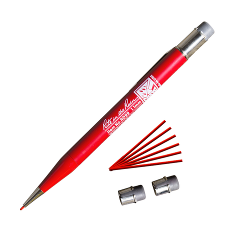 Tough Mechanical Pencil - Red