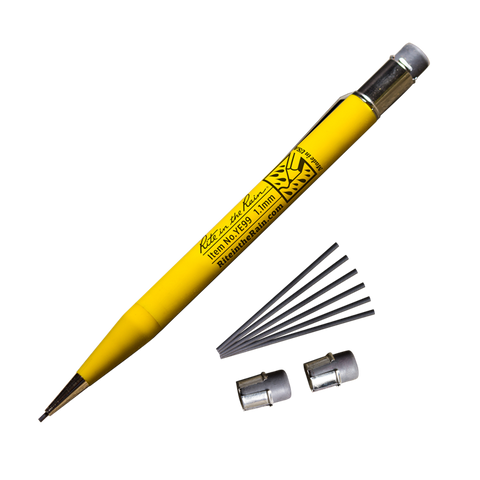 Touch Mechanical Pencil - Yellow