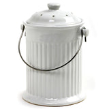 Ceramic Counter Top Compost Pail