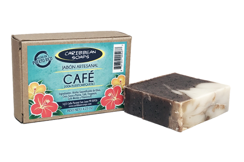 Bar Soap - COFFEE