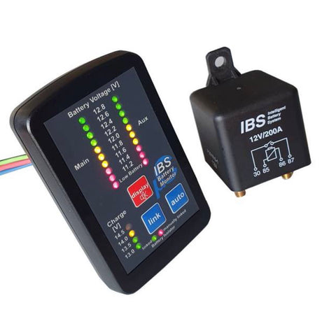 IBS Dual Battery System 12V