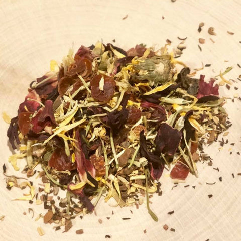 Rising Resistance Immunity Support Herbal Tea