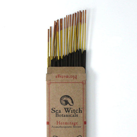 All-Natural Incense: HERMITAGE