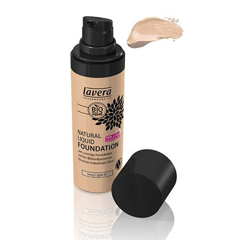Lavera Natural Liquid Foundation