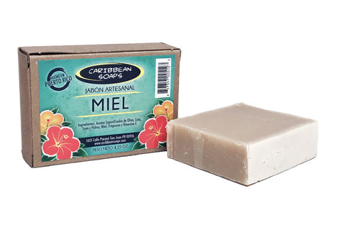 Bar Soap - HONEY