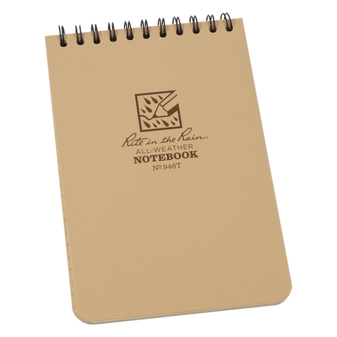 Rite In The Rain NOTEBOOK