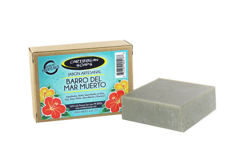 Bar Soap - DEAD SEA MUD
