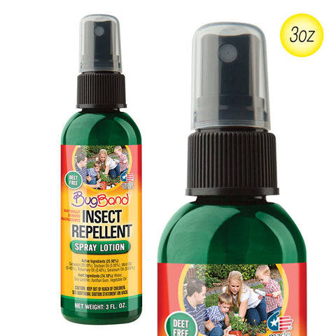 Insect Repellent Pump Spray Lotion