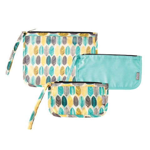 Travel Zip (Set of 3)
