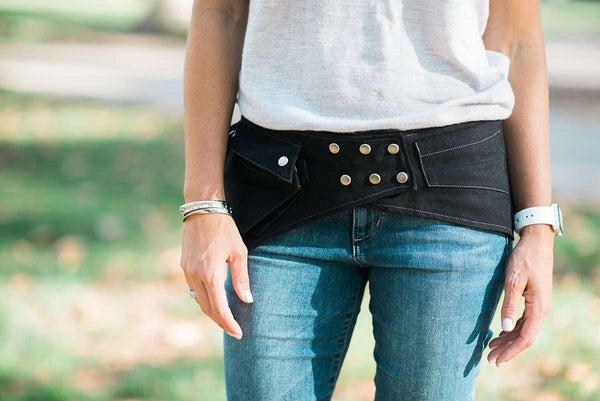 Angle Pocket Belt