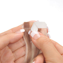 Hair Extension tape tabs~Long Lasting Salon Bond™ by hairweftingtape.com