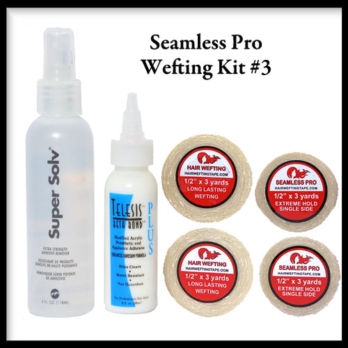 Seamless Pro Hair Wefting Kit3