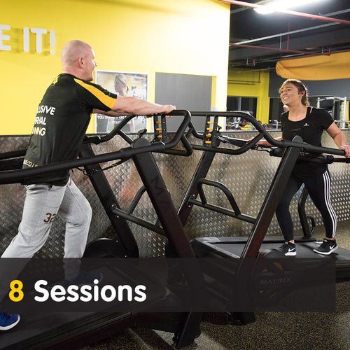 8 Sessions