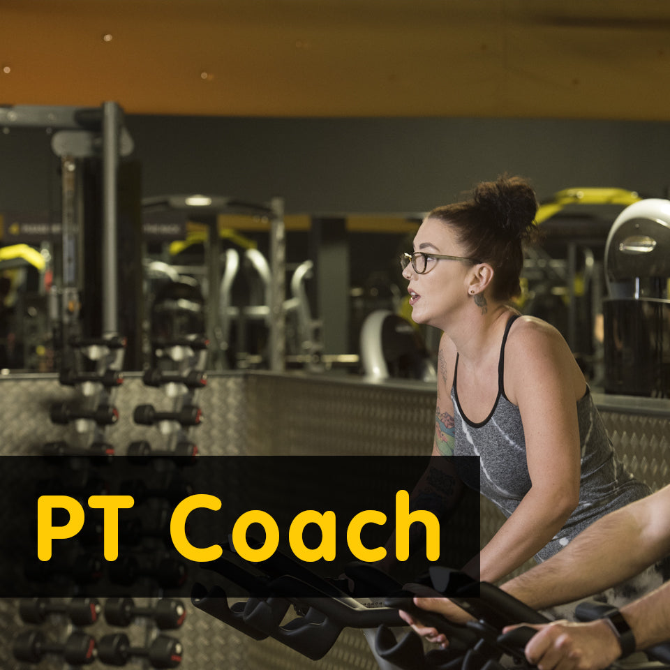Personal Trainer Coach (PTC)