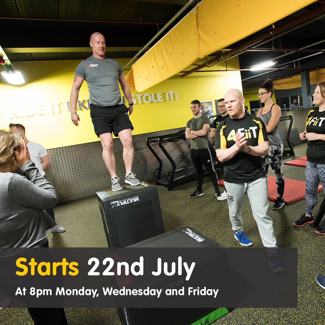 8 Week Transformation Camps Xercise4Less Bradford
