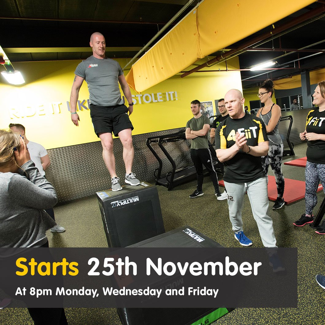 8 Week Transformation Camps Xercise4Less Doncaster