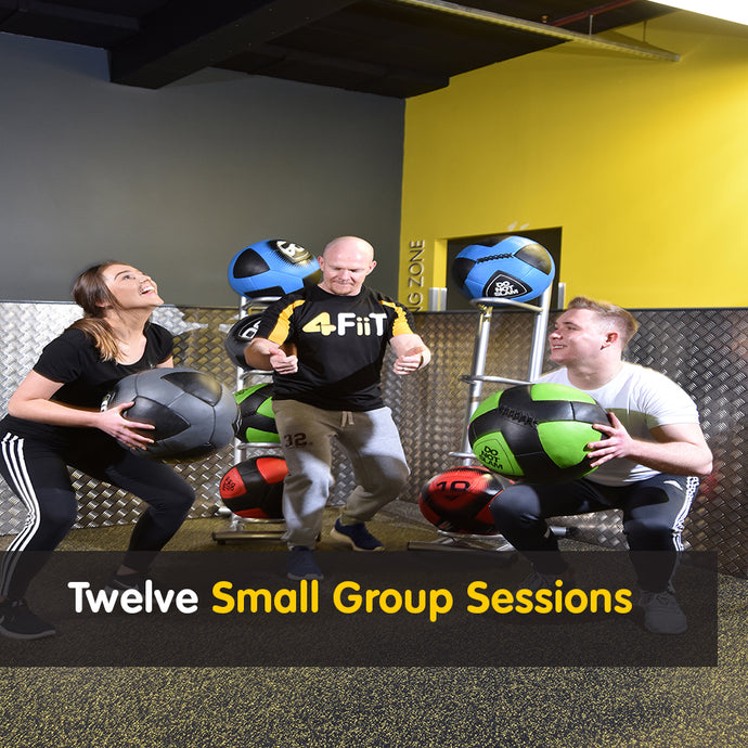 12 Small Group Sessions