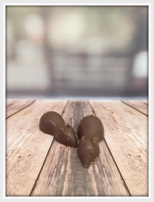 Milk Chocolate Mice