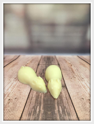 White Chocolate Mice