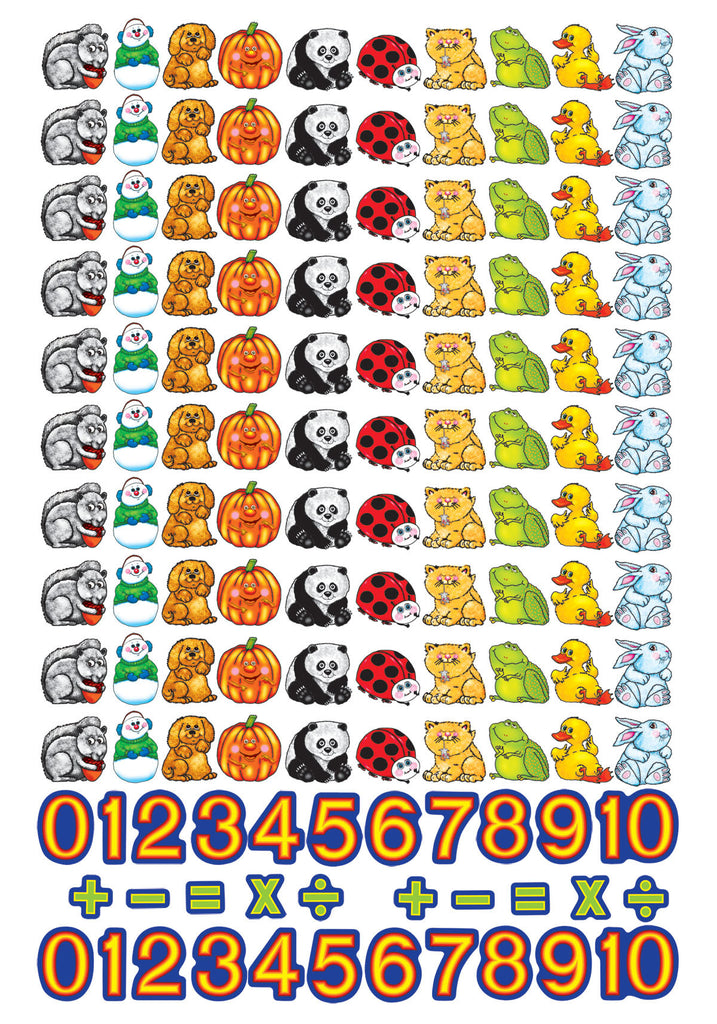 Beginner's Counting Set