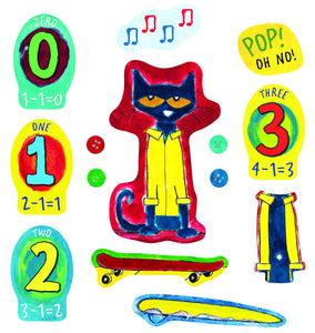 Pete the Cat and His Four Groovy Buttons™