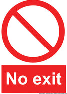 Prohibition - No Exit - IRONmarker Grip