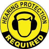 Hearing Protection Required - IRONmarker Grip