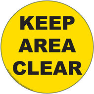 Keep Area Clear - IRONmarker Grip