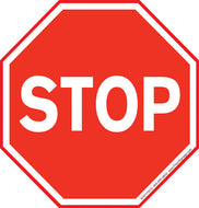 "17"" Stop Sign Marker - IRONmarker Grip"