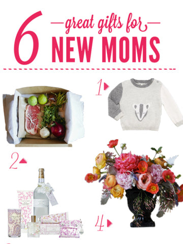 6 Simple Gift Ideas for a New Mom